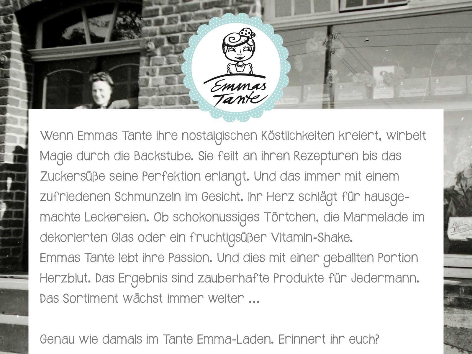Emmas Tante Story