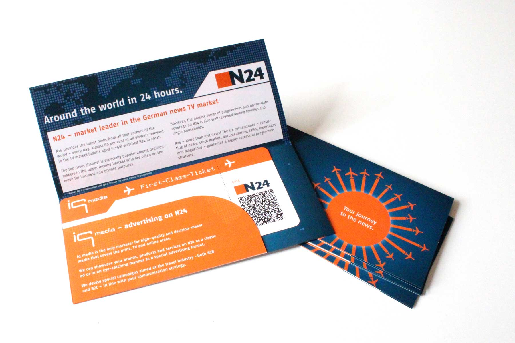 N24 Folder zur ITB
