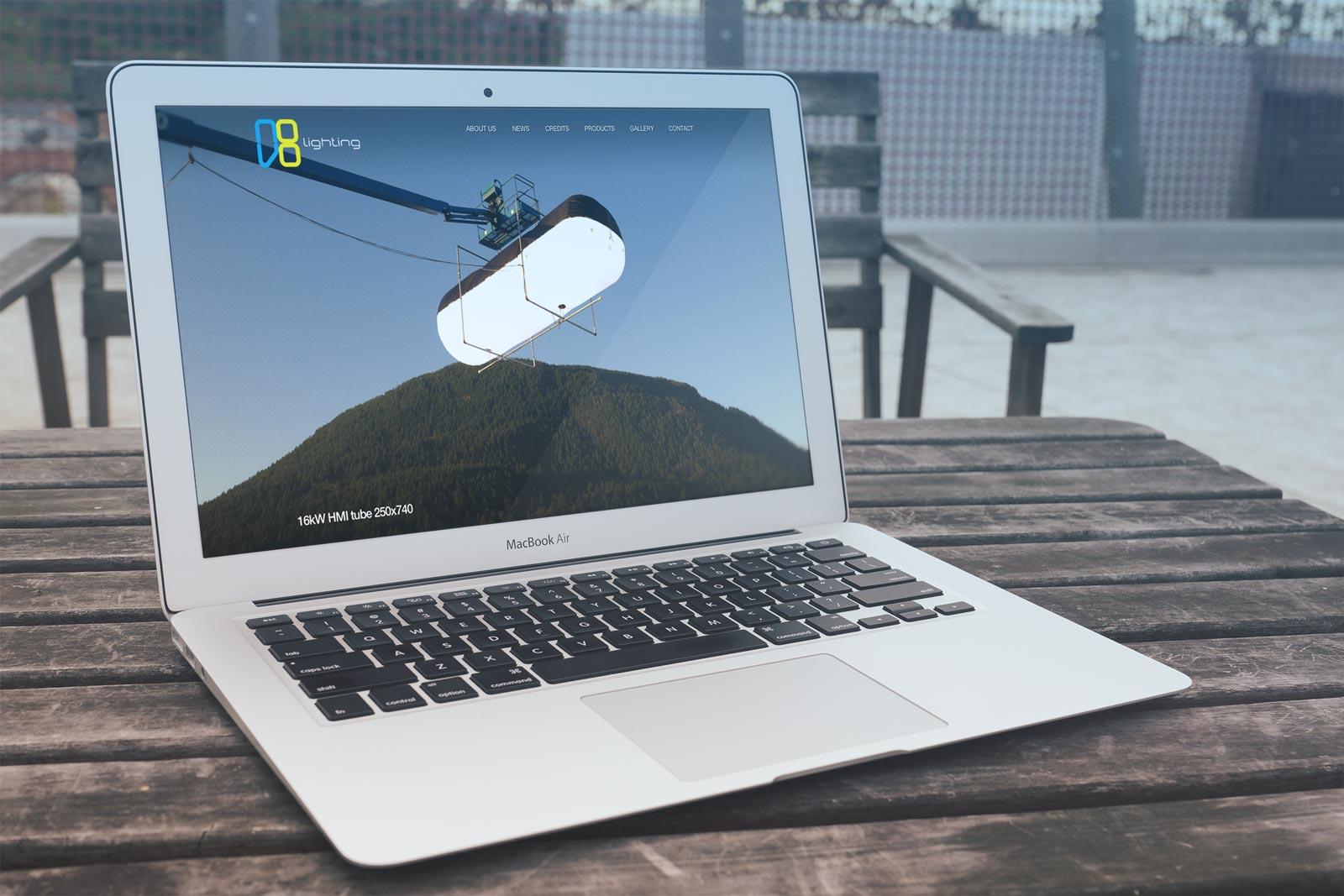 Website novo-lighting