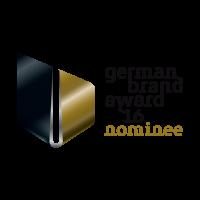 Nominierung German Brand Award 2016