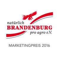 pro agro Marketingpreis 2016