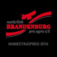 pro agro Marketingpreis 2016