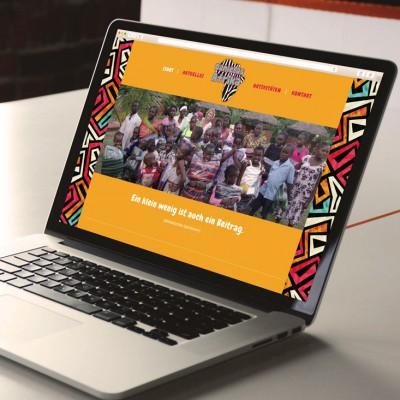 Website Danielas Afrika