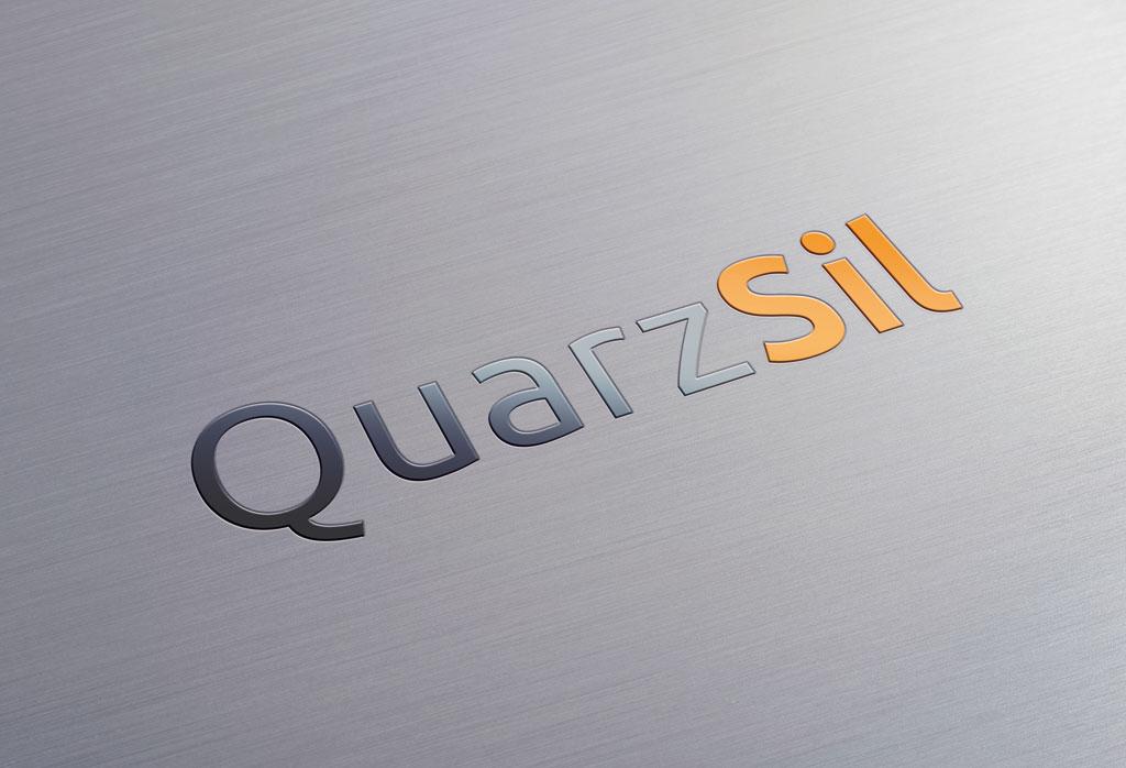 QuarzSil Logoentwicklung