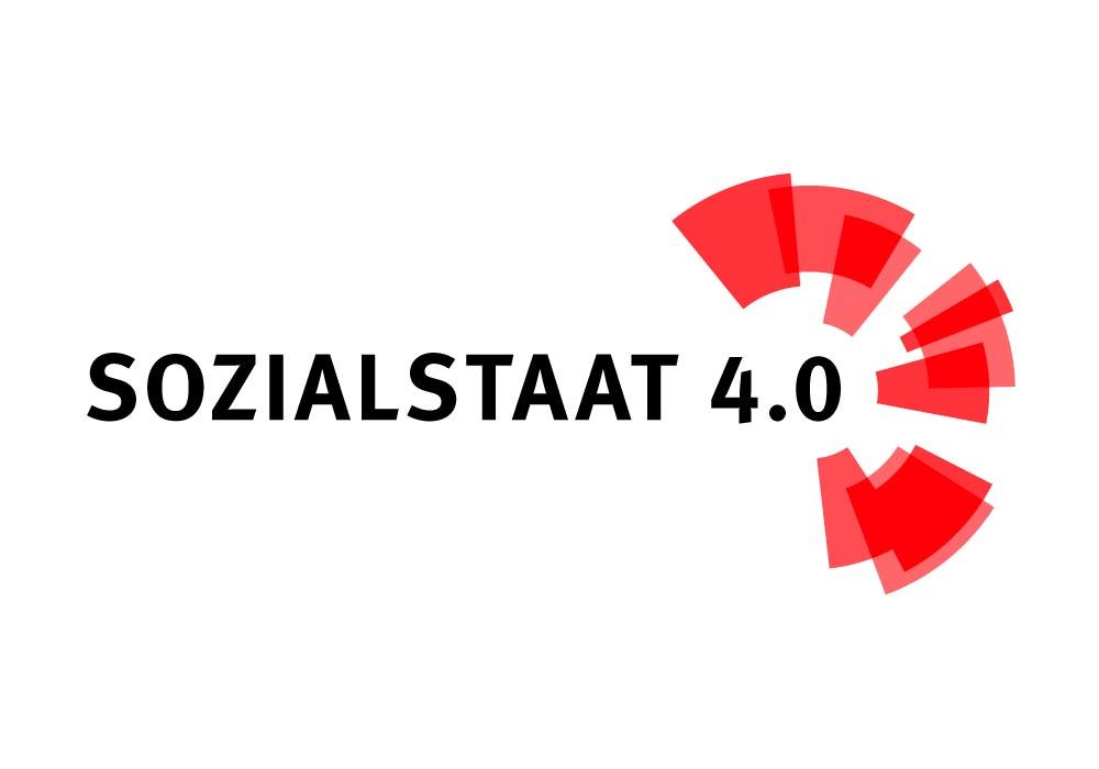 Logo IG Metall Sozialstaat 4.0
