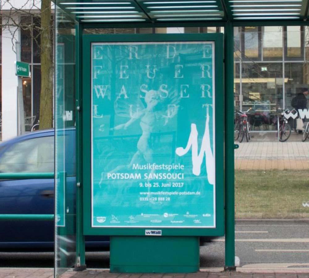 Musikfestspiele Potsdam Sanssouci Citylight Luft