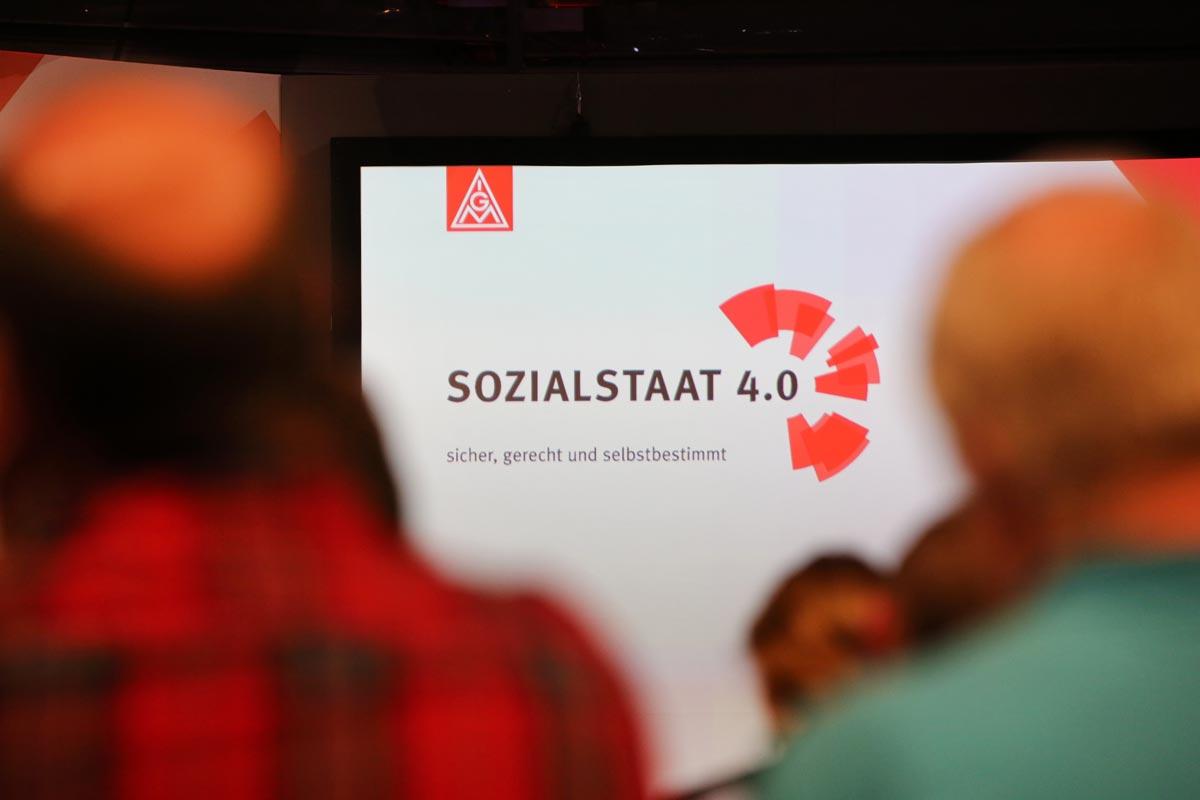 Sozialstaat 4.0 | Foto: Christian von Polentz