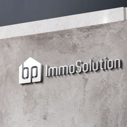 Logo b+p ImmoSolution