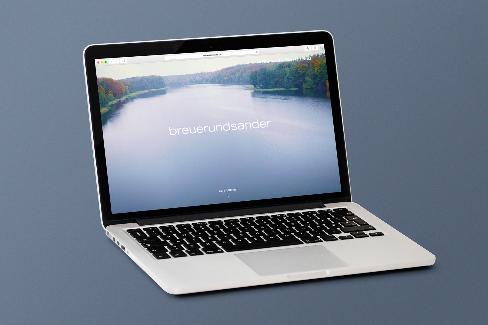 Website breuerundsander