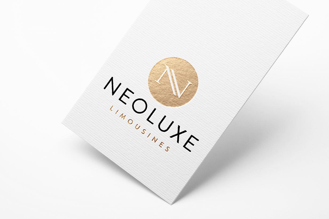 NEOLUXE Namens- und Logoentwicklung