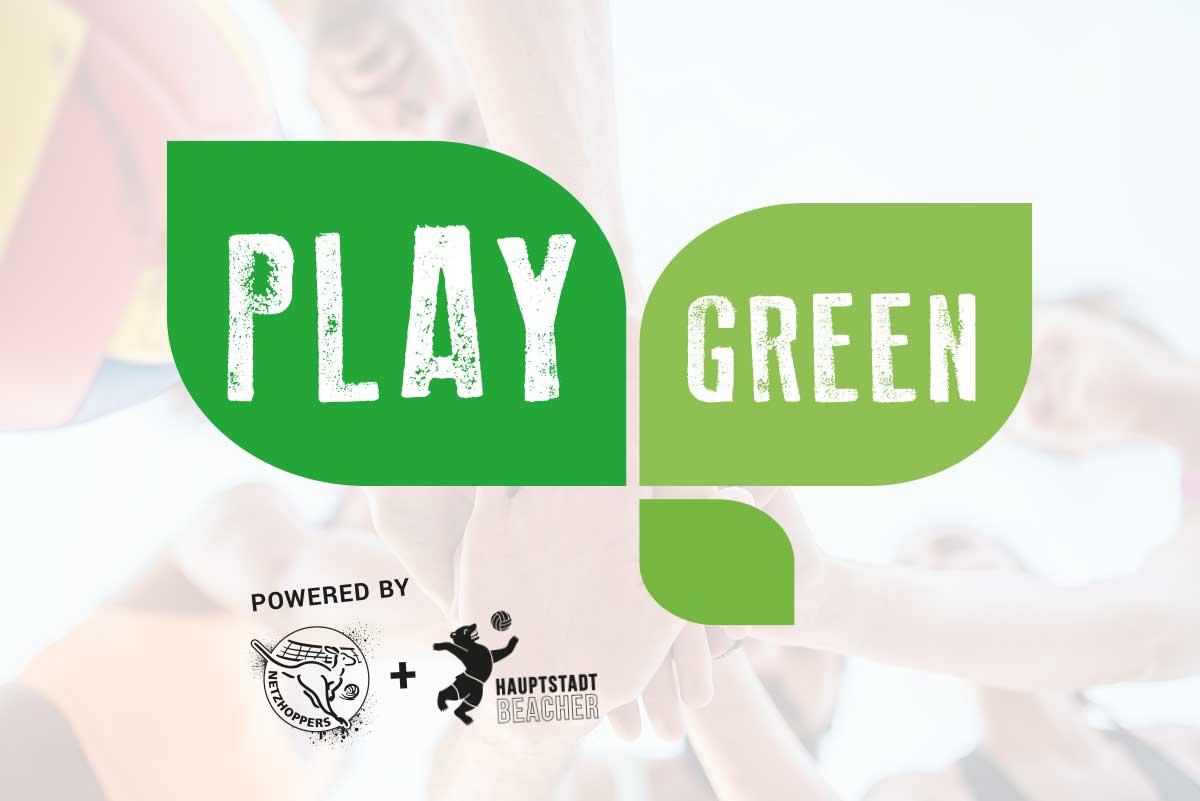 Play green Logo