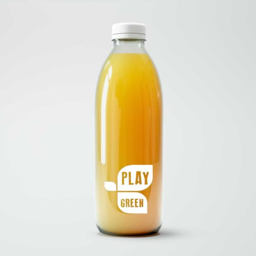 Play green Logo